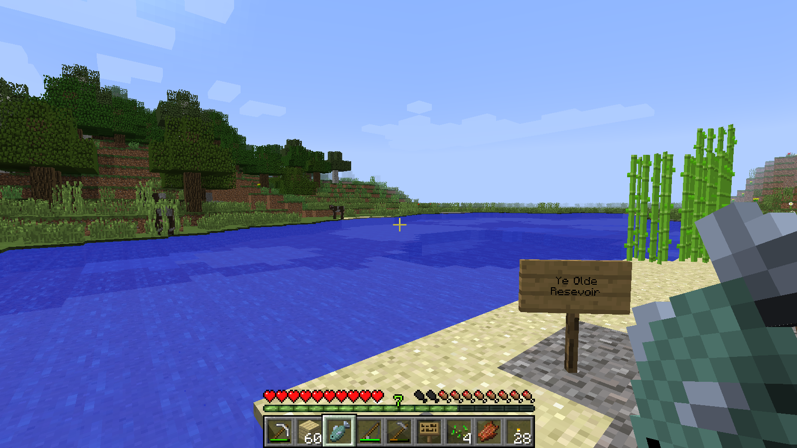 minecraft fishing tips - HD 1600×900
