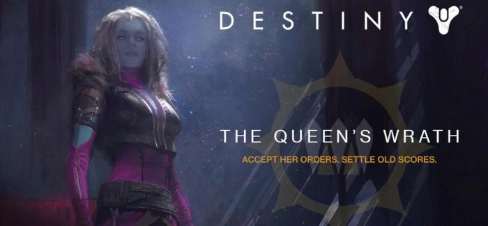 Destiny: The Queen's Wrath [Event]