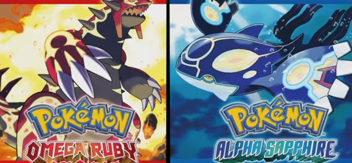 Pokemon: Omega Ruby and Alpha Sapphire [Preview]