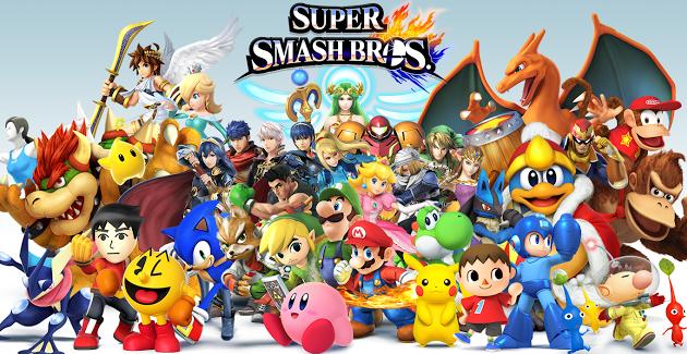 Super Smash Bros. 3DS [Review]