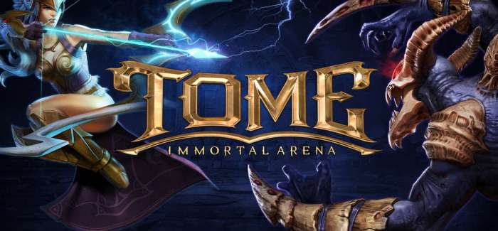 Tome: Immortal Arena [Review]