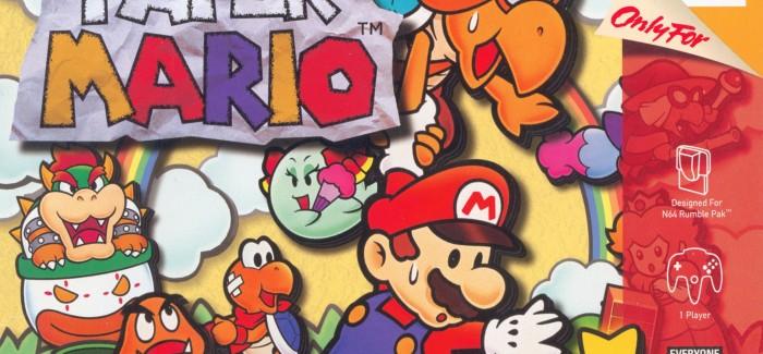 Paper Mario [Throwback]