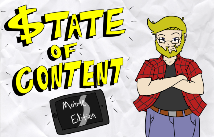 The State of Content: Mobile Edition [Opinion]