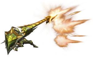 GL (Monster Hunter 4 Ultimate: Choose Your Weapon [Guide])