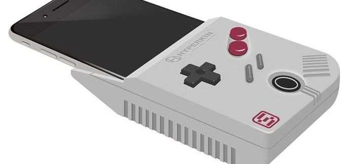 Hyperkin's Game Boy for Smart Phones
