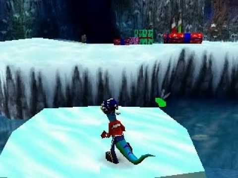 """My nipples feel like snowpeas."" ~ Gex literally two seconds into the first level."