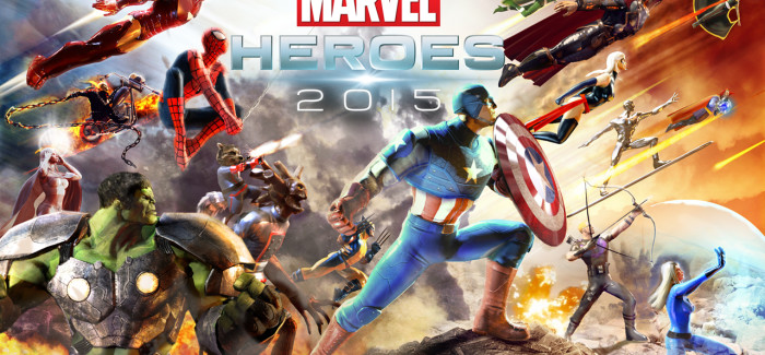 Marvel Heroes 2015: March 14th Update [News]