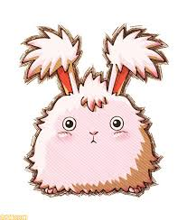 "Artwork for a ""Story of Seasons"" rabbit."