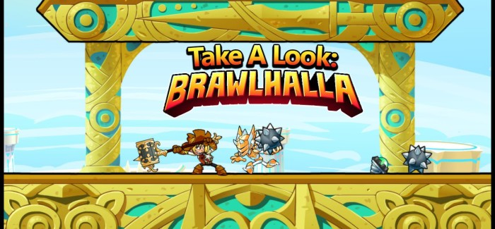 Brawlhalla: An interview with Blue Mammoth Games