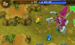 Hoopa in Pokemon Super Mystery Dungeon