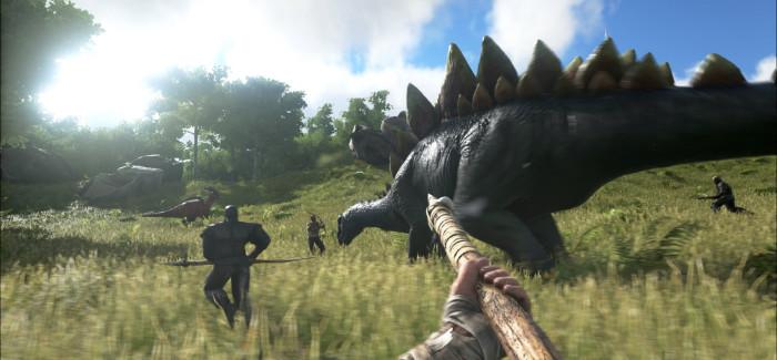 Ark: Survival Evolved Status Guide