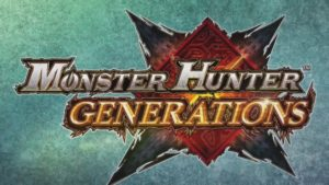 Monster Hunter Generations Feature (Monster Hunter Generations for 3DS this July)