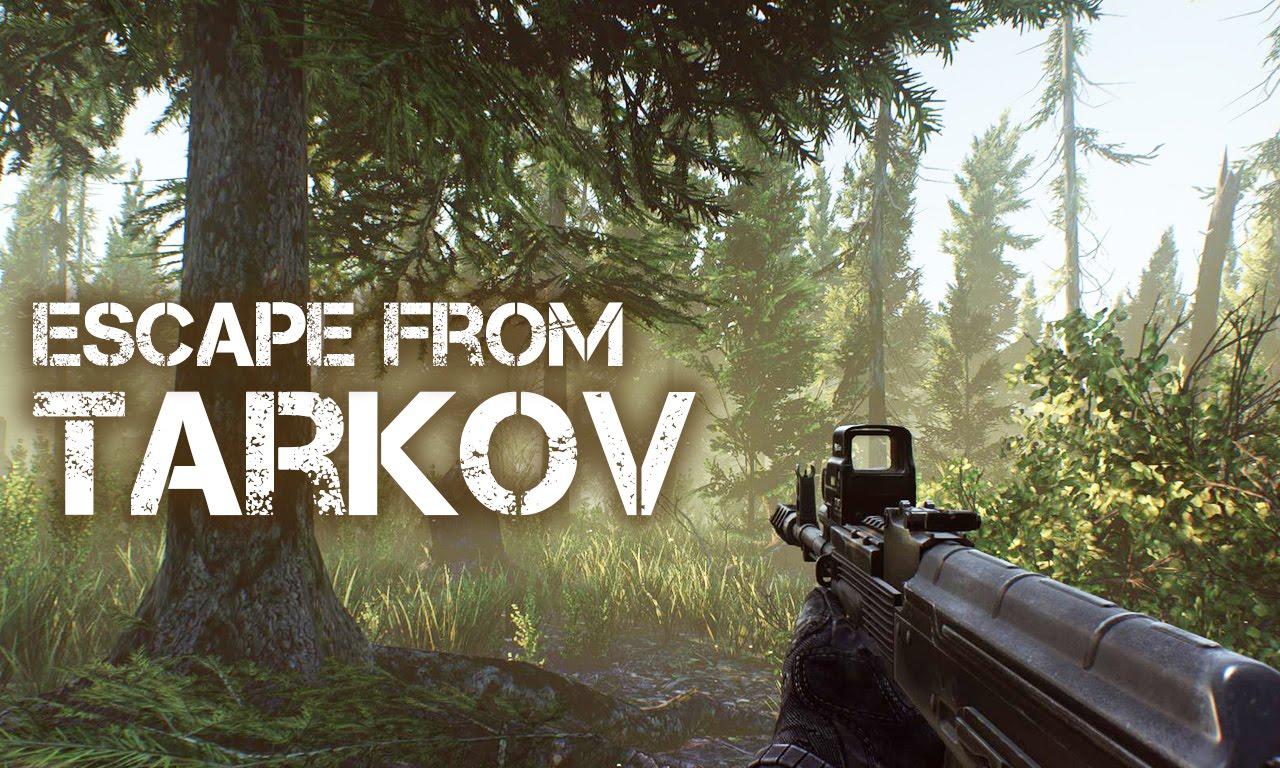 escape from tarkov release