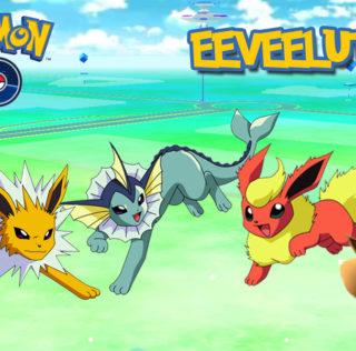 How to get a Jolteon, Vaporeon, Flareon in Pokemon GO